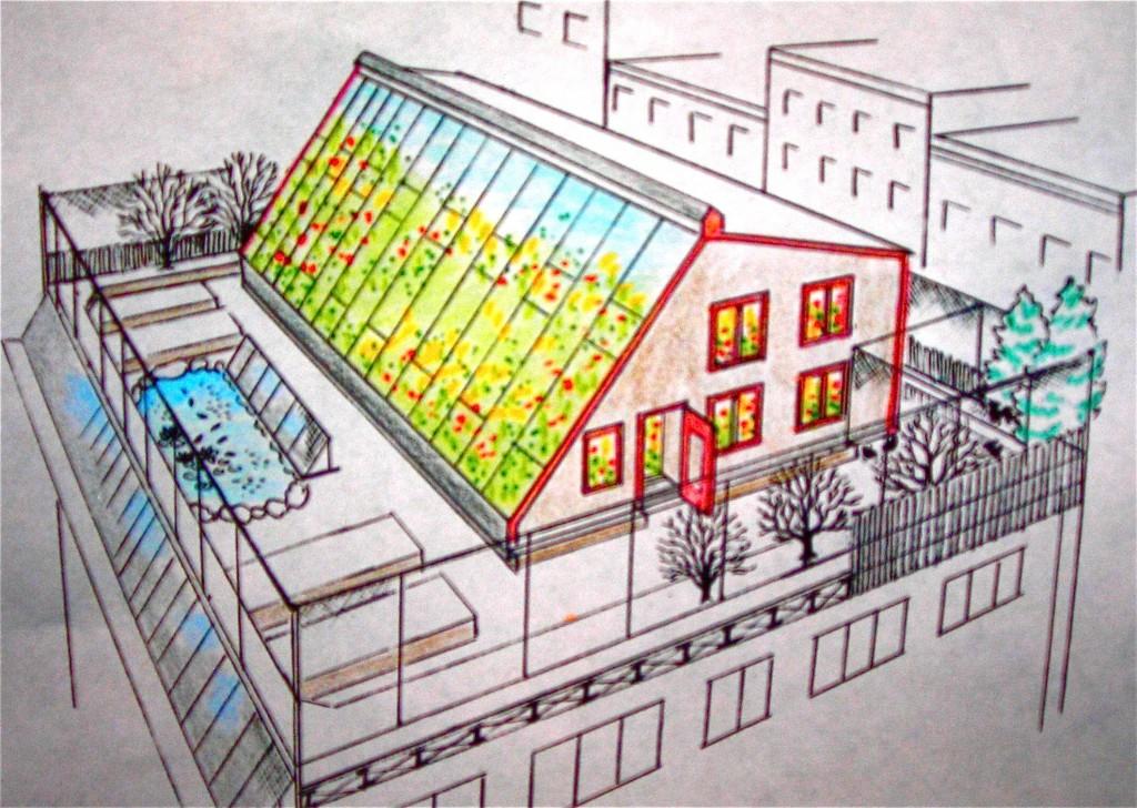 Proposal for Children's Museum of Manhattan - Winter