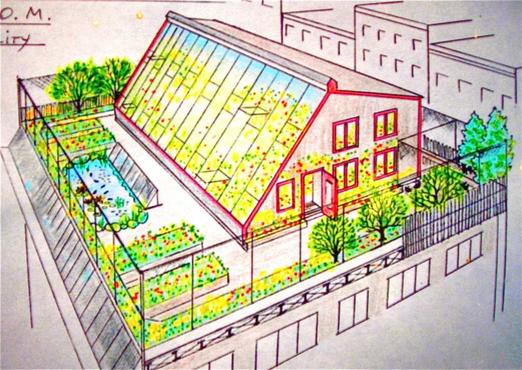 Proposal for Children's Museum of Manhattan - Summer