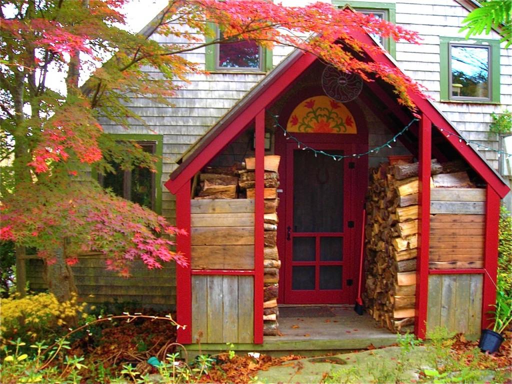 Home firewood